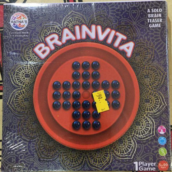 Brainvita - A solo Brain Teaser Game - 1 Player Game - Brainvita A solo Brain Teaser Game 1 Player Game 1